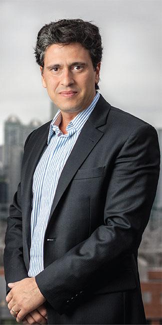 Edmardo Galli. CEO Latam da IgnitionOne